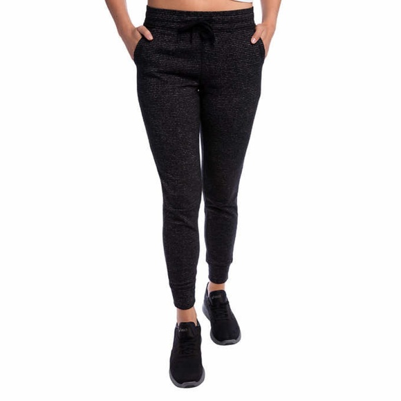 limpid in sight find workmanship official photos Champion Ladies' Black French Terry Jogger Pant NWT